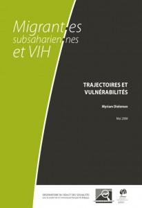 Migrant/es subsaharien/nes et VIH. Trajectoires et vulnérabilités