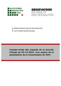 CR-enjeux-actuels-penalisation-transmission-VIH-bruxelles-3-dec-2015
