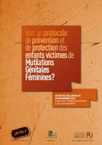 Recherche action sur les cas de signalement de MGF en Belgique : Enseignements et recommandations du terrain en vue de l'élaboration d'un protocole de protection. Résultats préliminaires