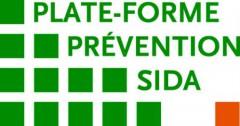 Logo de la Plate-Forme Prévention Sida